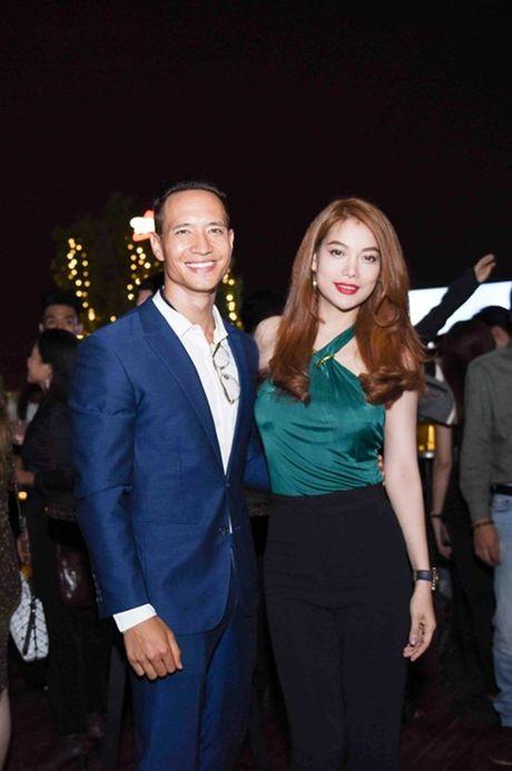 Kim Ly: 'Toi se khong bao gio noi xau Truong Ngoc Anh' - Anh 4