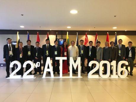 Viet Nam du Hoi nghi Bo truong GTVT lan thu 22 tai Philippines - Anh 2