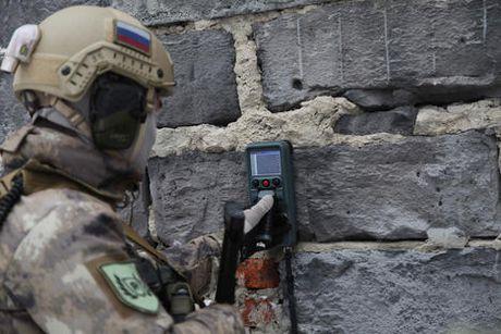 Dac nhiem Nga duoc trang bi 'mat than' chong khung bo - Anh 1