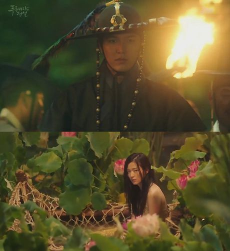 Huyen thoai bien xanh tap 1: Lee Min Ho-Jun Ji Hyun thanh vo chong - Anh 2
