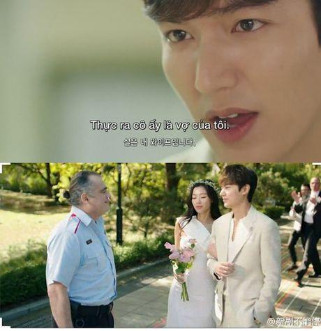 Huyen thoai bien xanh tap 1: Lee Min Ho-Jun Ji Hyun thanh vo chong - Anh 6