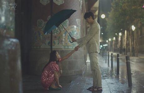 Huyen thoai bien xanh tap 1: Lee Min Ho-Jun Ji Hyun thanh vo chong - Anh 9