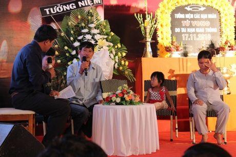 Hon 600 nguoi du le cau sieu nan nhan TNGT tai Quang Ngai - Anh 3