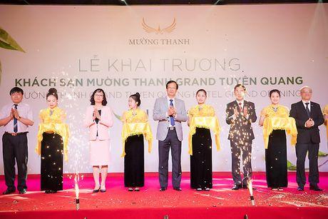 Muong Thanh khai truong khach san 4 sao dau tien tai Tuyen Quang - Anh 1