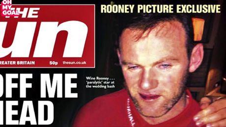 Rooney say xin, Mourinho noi gian voi FA - Anh 1