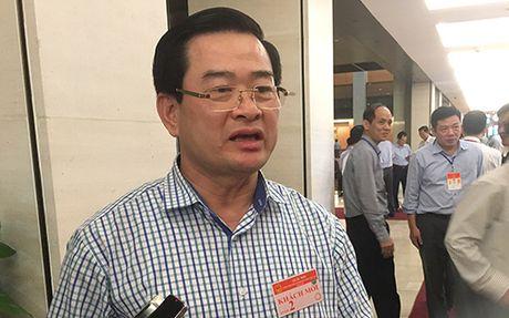 'Co the van dung quy dinh thoi hieu de ky luat ong Vu Huy Hoang' - Anh 1