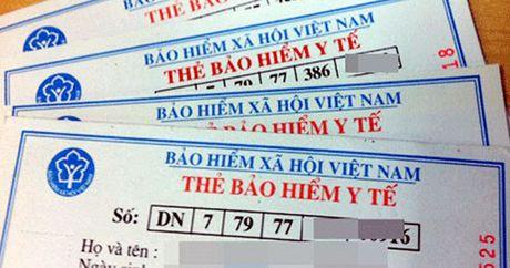 Lam the bao hiem y te cho tre duoi 6 tuoi the nao? - Anh 1