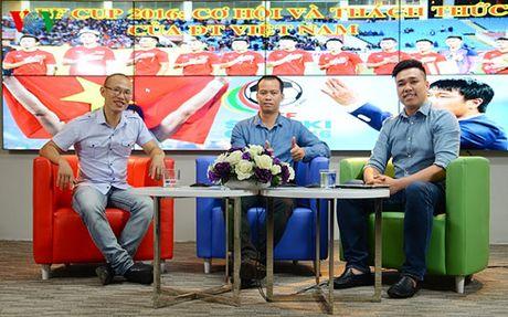 Binh luan: 'AFF Cup 2016 - Co hoi va thach thuc cua DTVN' - Anh 1