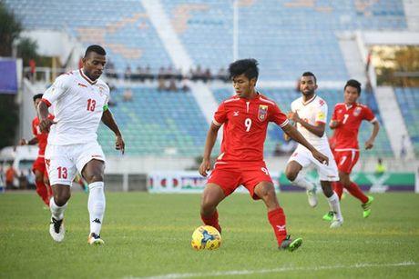 DT Myanmar tai AFF Cup 2016: Suc tre cung tham vong vuon xa - Anh 1