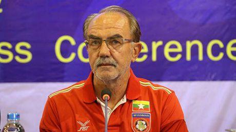 DT Myanmar tai AFF Cup 2016: Suc tre cung tham vong vuon xa - Anh 2