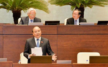 Thu tuong Nguyen Xuan Phuc: 'Van hoa tu chuc la can thiet' - Anh 1