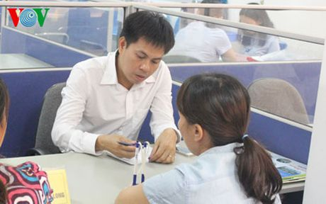 Doanh nghiep Han Quoc tai Viet Nam dang 'khat' lao dong - Anh 1