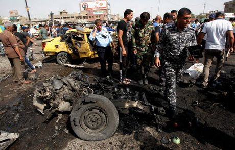 Iraq: Danh bom xe tai dam cuoi lam gan 50 nguoi thuong vong - Anh 1