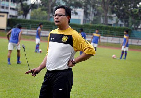 AFF Suzuki Cup: Malaysia 'vo dich' ve thanh phan ban huan luyen - Anh 1