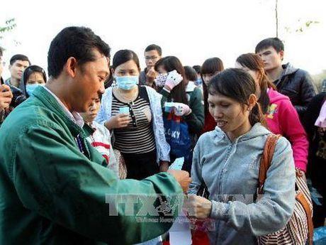 Danh nghiep phai thong bao ke hoach thuong Tet cho nguoi lao dong - Anh 1