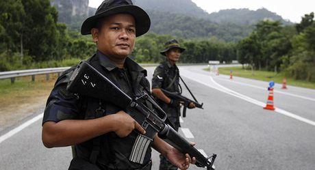 Malaysia trien khai bien phap doi pho voi bieu tinh o thu do - Anh 1