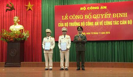 Bo nhiem, dieu dong nhan su cong an, quan doi, Vien KSNDTC - Anh 1