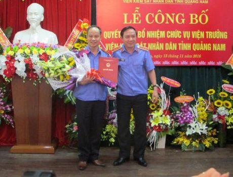 Bo nhiem, dieu dong nhan su cong an, quan doi, Vien KSNDTC - Anh 2