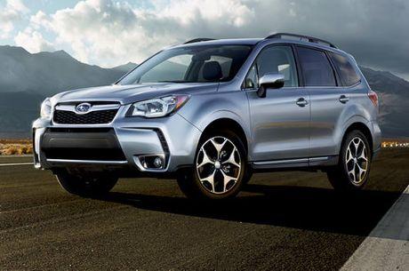 Chat luong xe Subaru suy giam, du doanh so tang - Anh 1