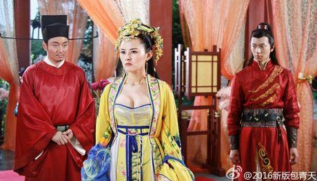 Bat ngo voi my nhan ho bao nhat phim Bao Thanh Thien 2016 - Anh 2