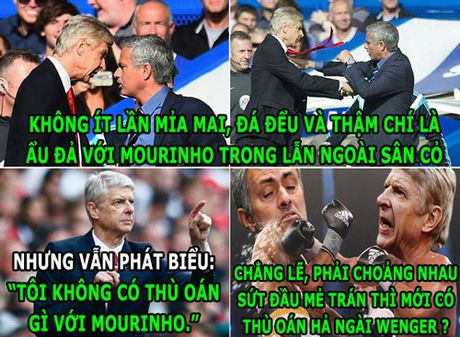 HAU TRUONG (18.11): Man City cho M.U 'an hanh', Wenger khong 'thu' Mourinho - Anh 3