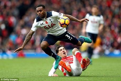 Arsenal xac nhan mat hau ve canh so 1 trong tran gap Man Utd - Anh 1