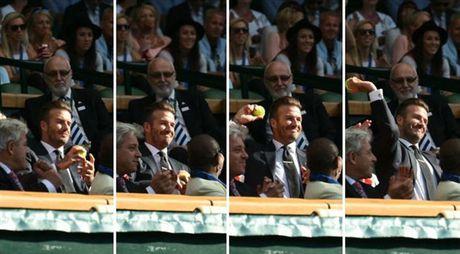 Beckham 'tron vo' dat quy tu di xem quan vot - Anh 10