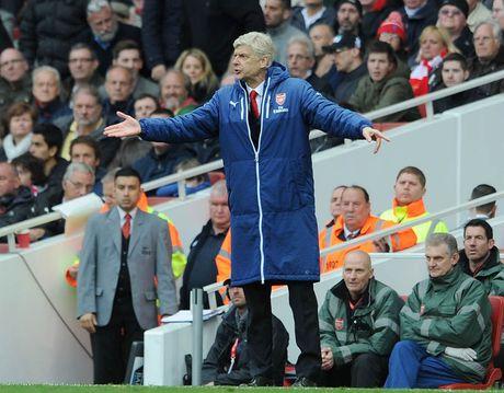 Nhung lan doi dau trong qua khu cua Wenger va Mourinho - Anh 9