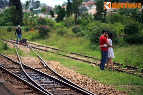 Chiem nguong nha ga tau hoa co dep nhat Viet Nam - Anh 17