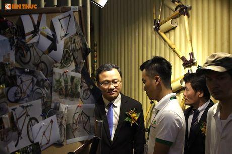 Xe dap 'len ngoi' tai Trien lam Vietnam Cycle 2016 - Anh 9