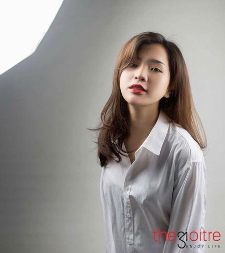 9X Hai Duong xinh dep noi tieng tren mang xa hoi - Anh 1