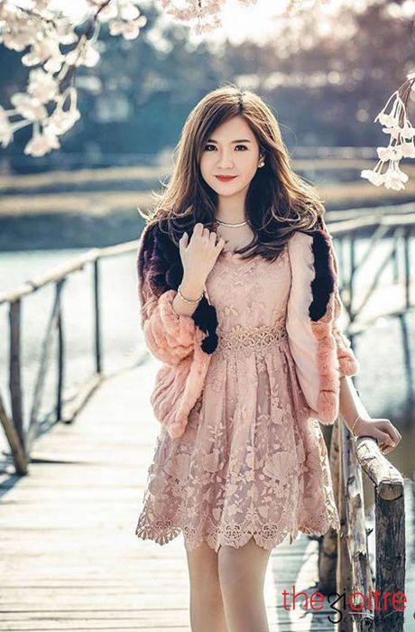 9X Hai Duong xinh dep noi tieng tren mang xa hoi - Anh 3
