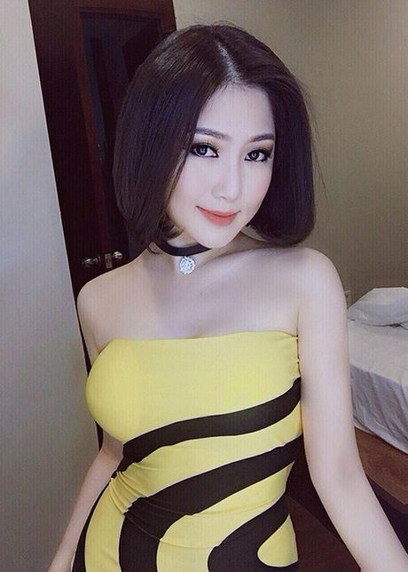 Huong Tram 'lot xac' nhan sac dang kinh ngac - Anh 10