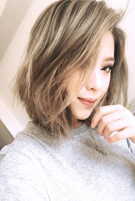 Xu huong mau toc hot nhat mua dong 2016 - Anh 2