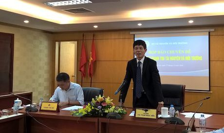 Formosa tung 'cam cua' doan thanh tra cua Bo TN&MT - Anh 1