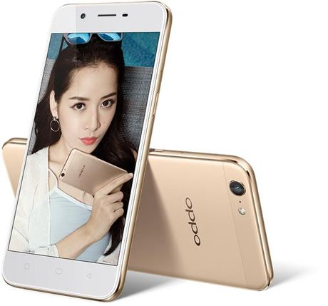 Smartphone Oppo A39 chinh thuc len 'ke' voi gia 4,99 trieu dong - Anh 1