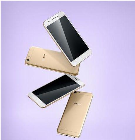Smartphone Oppo A39 chinh thuc len 'ke' voi gia 4,99 trieu dong - Anh 2