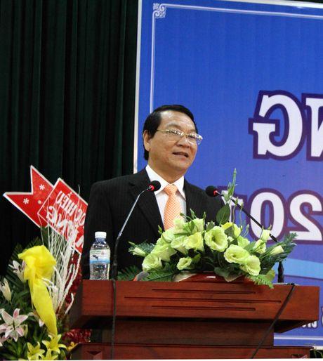 Truong Dai hoc Dong Nai: 40 nam hinh thanh va phat trien - Anh 1