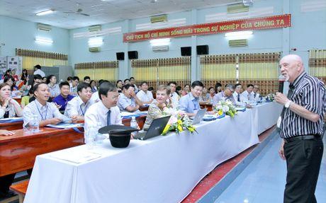 Truong Dai hoc Dong Nai: 40 nam hinh thanh va phat trien - Anh 3