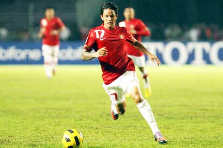 Indonesia thiet quan truoc them AFF Cup 2016 - Anh 1