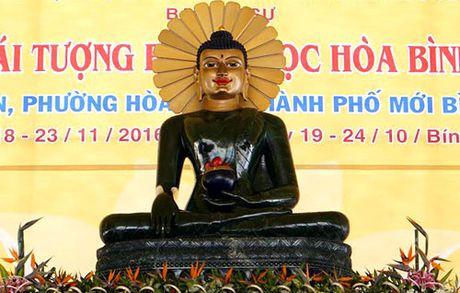 Tuong Phat ngoc lon nhat the gioi den Binh Duong - Anh 1