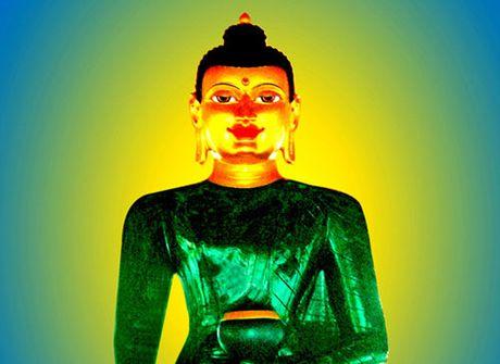 Tuong Phat ngoc lon nhat the gioi den Binh Duong - Anh 3