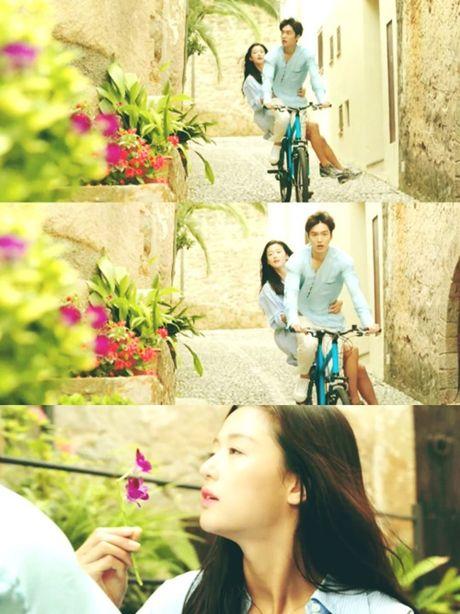 Huyen thoai bien xanh tap 2: Jun Ji Hyun lan dau cat tieng noi - Anh 5