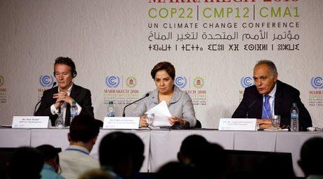 COP22 ra Tuyen bo hanh dong Marrakech - Anh 1