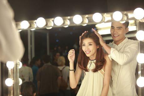"""Hoan doi: Quang Hung chia tay Quynh Chau vi """"ham tien"""" - Anh 1"""