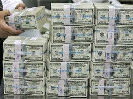 Dong USD tang cao nhat 14 nam qua - Anh 1