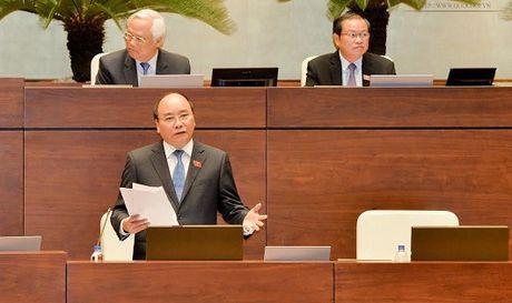 Thu tuong Chinh phu Nguyen Xuan Phuc: Xay dung the che khong co ke ho cho tham nhung - Anh 1