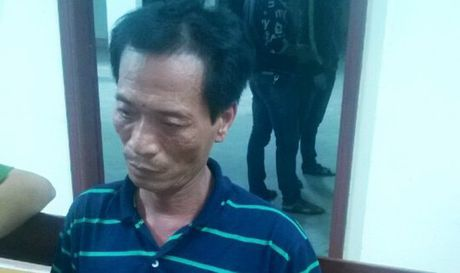 Quang Nam: Bi kich anh doat mang em chi vi con... 'ma ruou' - Anh 1