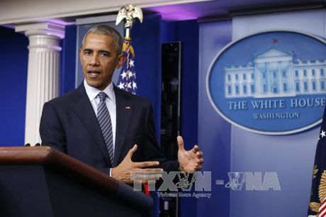 Tong thong Obama hy vong nguoi ke nhiem co chinh sach thich hop voi Nga - Anh 1