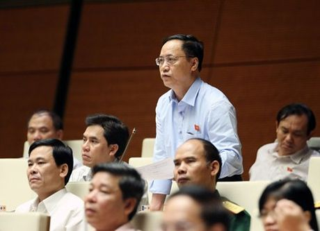 Cho y kien ve du an Luat duong sat sua doi - Anh 1